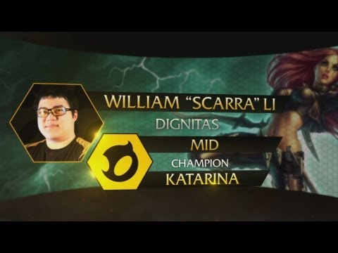 Pro Player Pick: Scarra Picks Katarina