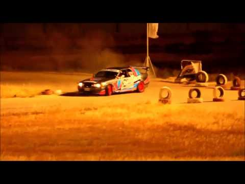 RAAFAT HAROUN REDBULL DRIFT SOFEX Qualifications رأفت هارون ريد بول درفت