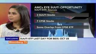 Market Pulse: SUUTI ETF: AMCs To Charge Lower Fee - BLOOMBERGUTV
