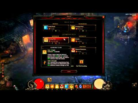 Diablo 3 Monk Inferno INSANE DPS Build | Increase group DPS by 192%!