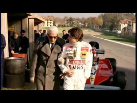 Enzo Ferrari (Sergio Castellitto) - Gli Anni di Gilles Villeneuve