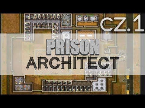 Budujemy więzienie: Prison Architect (cz. 1)