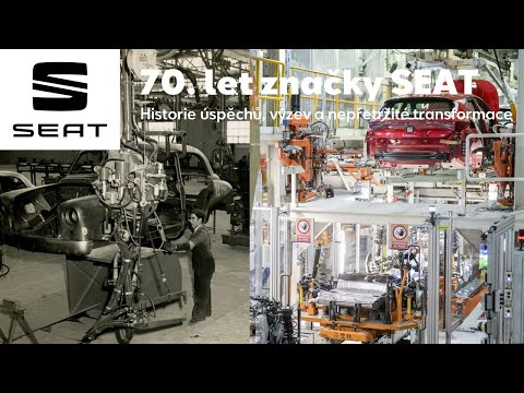 Autoperiskop.cz  – Výjimečný pohled na auta - Sedmdesátiletá historie společnosti SEAT dokládá schopnost vlastní transformace