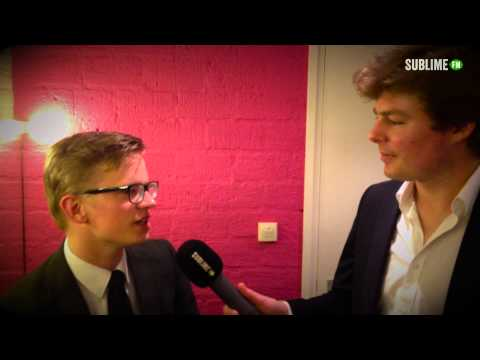Interview Teus Nobel (Liquied Music Quintet) op Goois Jazz Festival 2014