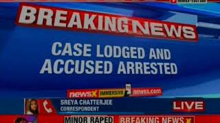 5-year-old girl allegedly raped by a school cab driver in outer Delhi's Shahbad Dairy - NEWSXLIVE