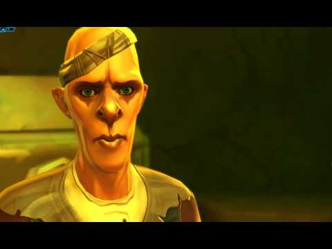 [SWTOR] Imperial Agent storyline part 8 - Simple interrogation