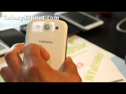 How to Install Custom ROM on Rooted Galaxy S3!