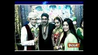 Parul-Chirag Wedding Updates - INDIATV