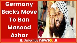 Germany Approaches European Members To List JeM Chief Masood Azhar As Global Terrorist - NEWSXLIVE