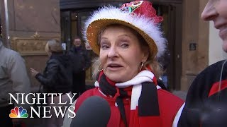 What Are The Best Days To Shop This Holiday Season's Black Friday Sales? | NBC Nightly News - NBCNEWS