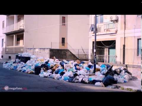 Emergenza rifiuti Calabria - ilmegafono.org 1 marzo 2014