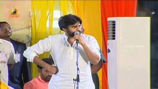 Power Star Pawan Kalyan Emotional Speech @ BJP Bharat Vijay Rally - Hyderabad - TELUGUFILMNAGAR