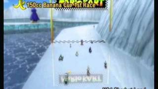 Mario Kart Wii - 3 Good Luck Races - Episode 108 - Voice Edition