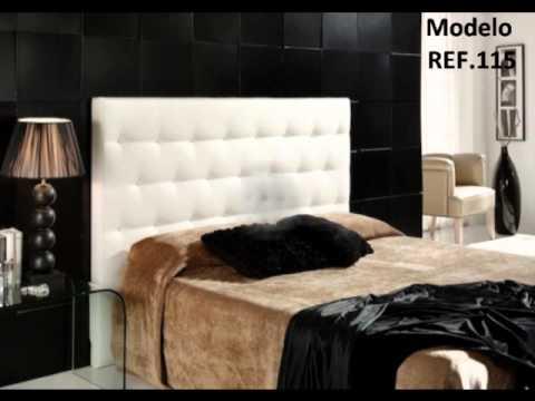 Cabeceros de cama tapizados Sedapiel S.L.