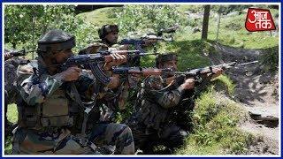 Kashmir में आर्मी vs आतंक: ऑपरेशन कश्मीर नॉनस्टॉप, एक हफ्ते में 3 एनकाउंटर और 9 आतंकी ढेर | खबरदार - AAJTAKTV