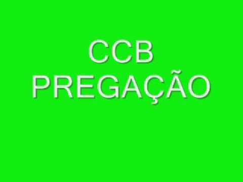CCB PREGAÇÃO DO ANCIÃO ARISTIDES VALERIO  DE MARINGA NO BATISMO EM CASCAVEL