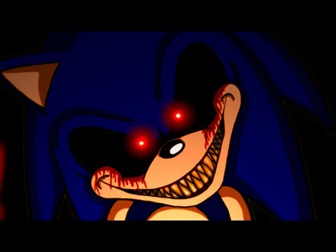 Sonic.EXE - You're too slow... - Sonic Creepypasta + Download