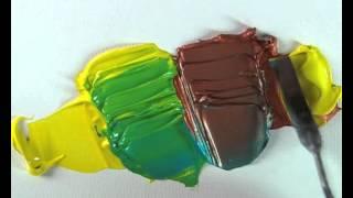 Choisir Ses Couleurs En Peinture Acrylique Studio Pébéo   YouTube