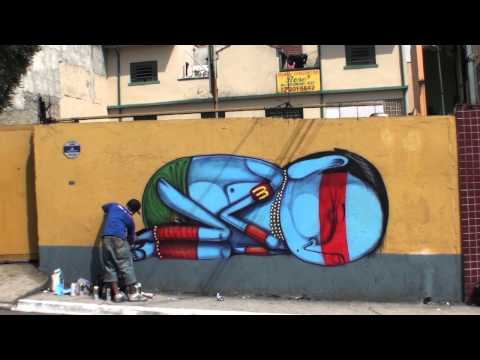 SAMPA GRAFFITI Cranio