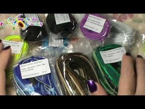 Acquisti creativi| Beads perles Boutique | Piattine per soutache
