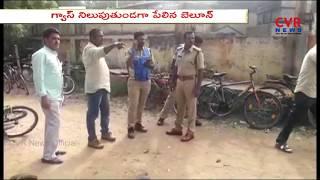 స్పోర్ట్స్ డే వేడుకుల్లో అపశృతి : Man Lost Life due to Gas Cylinder Explode in Kadapa District | CVR - CVRNEWSOFFICIAL