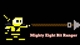 Royalty Free :Mighty Eight Bit Ranger