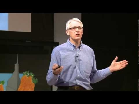 A Recipe for Cutting Food Waste: Peter Lehner at TEDxManhattan 2013