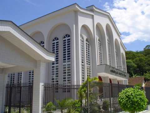 CCB Congregação Central de Joinvile SC Hino 307 Sou Peregrino Aqui...