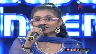 Super Singer 8 Episode - 9 II Bindu Performance - MAAMUSIC