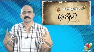 Paradesi Movie Review | Kashayam With Bosskey