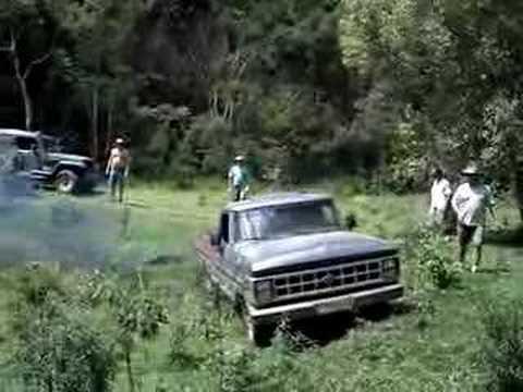 Érico e sua camionete