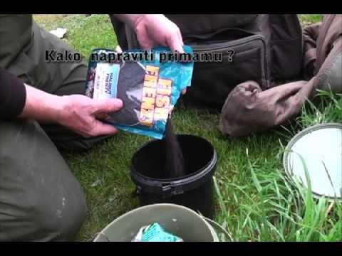 Pecanje Mrene dubinskim sistemom - Trailer