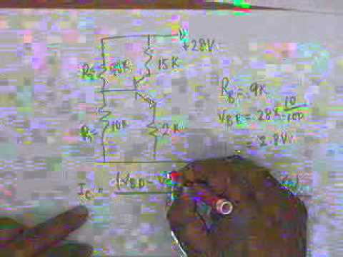 lecture16 BJT biasing &amp; Introduction to Power Amplifier