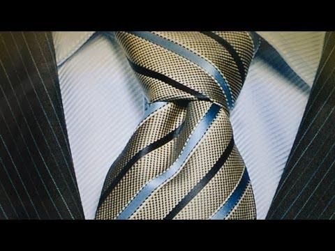 Como Hacer un Nudo de Corbata Paso a Paso