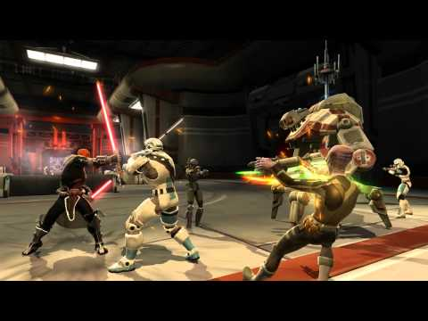 Star Wars: The Old Republic - Exclusive Join the Fight Trailer
