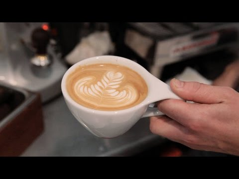 Coffee Talk How to Make a Latte Caffellatte