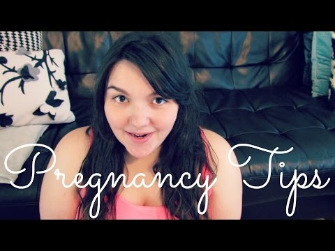PREGNANCY TIPS: My Personal Guidelines for Pregnacy