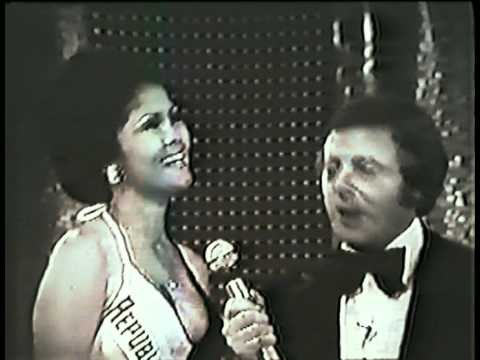 Miss World 1973 Video