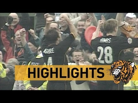 Yeovil Town 1 Hull City 2 | Match Highlights | 1st May 2004