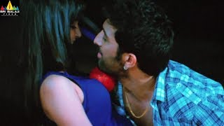 Race   Telugu Latest Movie Scenes   Vikram and Disha Romannce in Beach   Sri Balaji Video - SRIBALAJIMOVIES