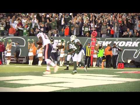 Chicago Bears VS New York Jets Highlights