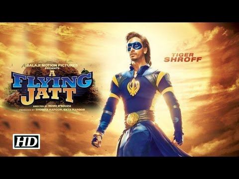 A Flying Jatt | Full Movie | Tiger Shroff, Jacqueline Fernandez | Review