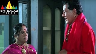 Ayyappa Deeksha Movie Anasuya Her Husband Scene || Suman, Shivaji - SRIBALAJIMOVIES