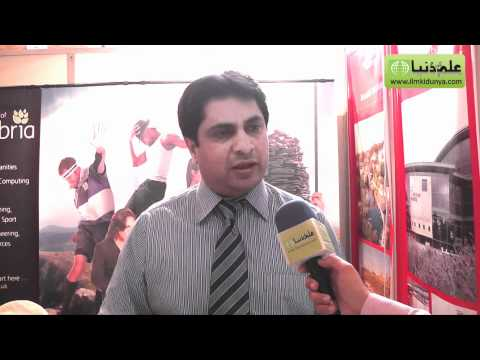 Iqra Foreign Education Consultants at 3rd International Education & I.T Expo 2012 Lahore
