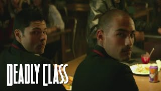 DEADLY CLASS | Behind The Scenes - Cliques | SYFY - SYFY