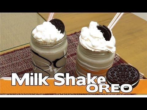 MILK SHAKE DE OREO