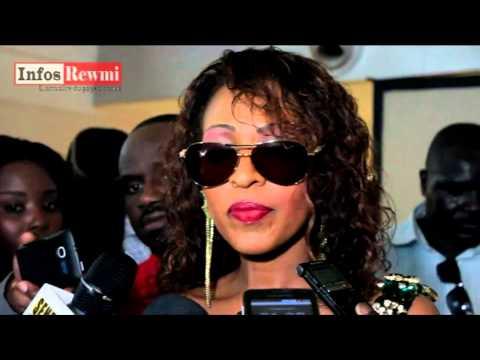 Viviane Ndour contente de Baba Hamdy