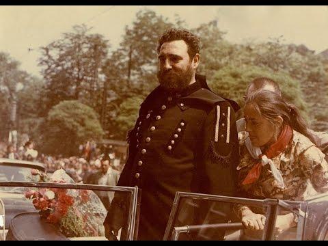 Wizyta Fidela Castro w Polsce w 1972 roku.