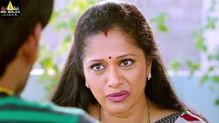 Lovers Movie Comedy | Sumanth Ashwin with Anitha Chowdary | Latest Telugu Comedy Scenes - SRIBALAJIMOVIES