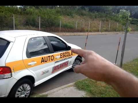 Aula de Baliza - Porto Alegre - Passo a passo
